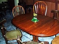 テーブルは70席(15台)