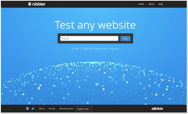 Nibbler – Test any website