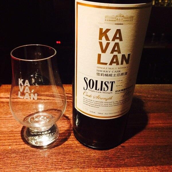 KAVALAN SHERRY KASK