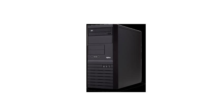 ミニタワー型パソコン(PC)
