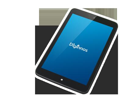 ドスパラWindows タブレット(8インチ)