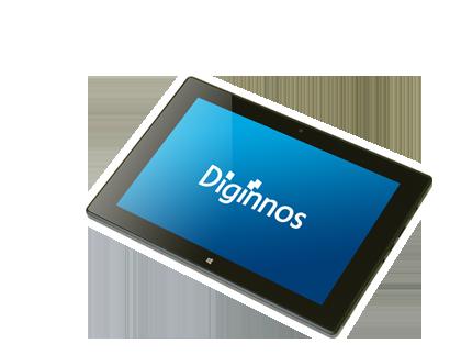 ドスパラのWindows タブレット(8.9インチ)
