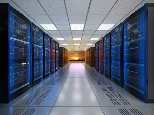データセンターイメージ