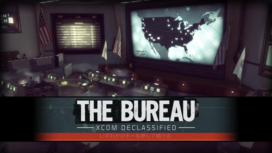 「XCOM」シリーズの戦略性を継承! ストラテジー+TPSという新体験「The Bureau: XCOM Declassified」