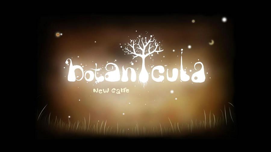 ふんわりとしたタッチで描かれる冒険劇「Machinarium」の開発元が送るポイントクリックアドベンチャー「Botanicula」