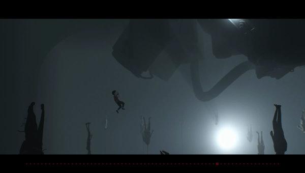 ロープで首を縛られた死体が水中に林立している、不気味だけどうっとり見とれてしまう不思議な光景。「見てはいけないもの」を見たいリビドーが、プレイの原動力となる!