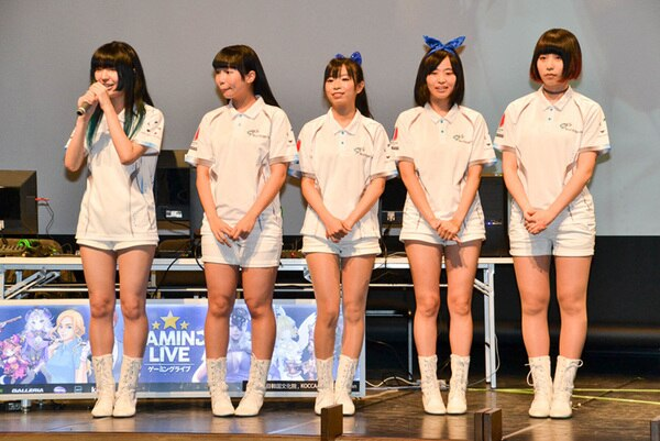 e-SportsアイドルのSunFairies
