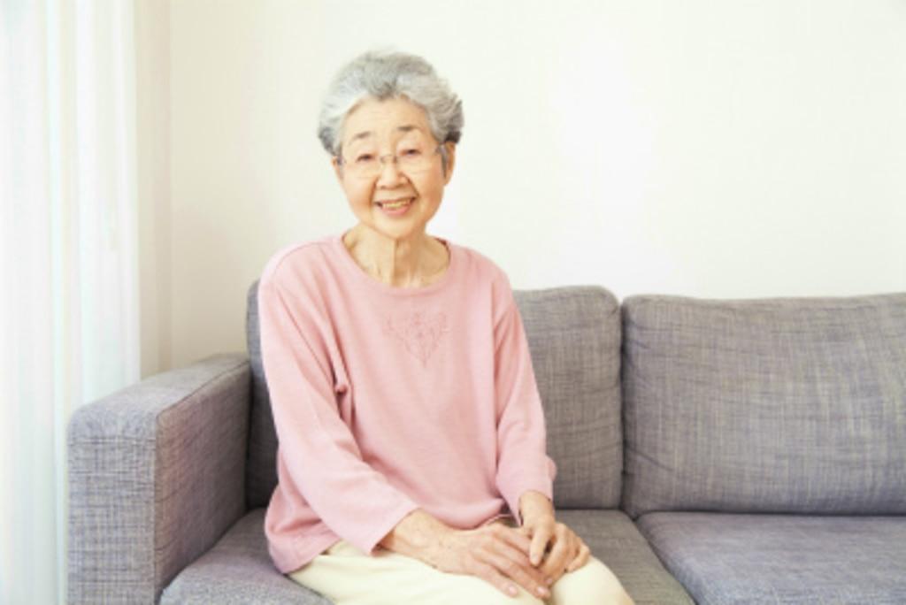 一人暮らしの高齢者も安心