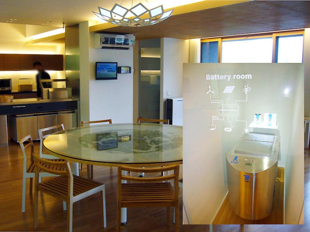 リチウムイオン電池監視制御ユニット利用例 電力メーター