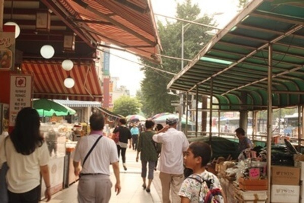 京東市場(キョンドンシジャン)