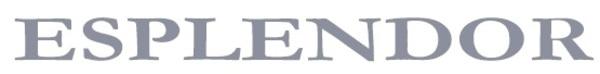 エスプレンドール ロゴ