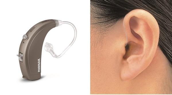 耳かけ型補聴器 スリムチューブ