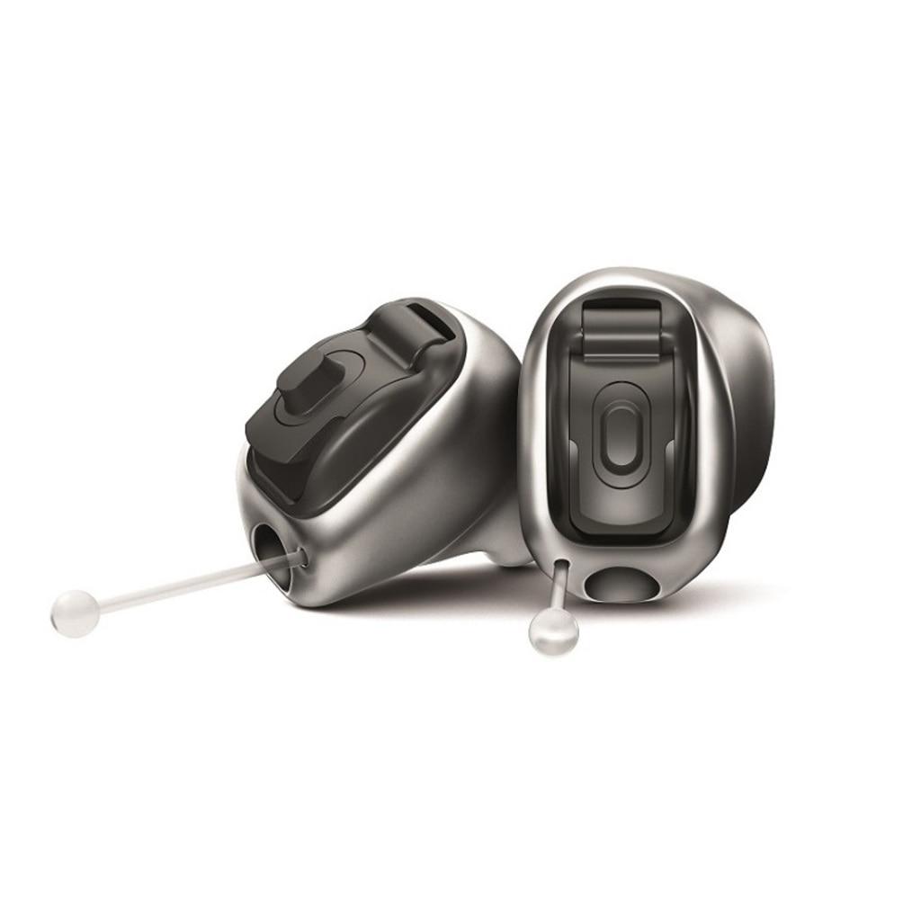 フォナック史上、最小の補聴器