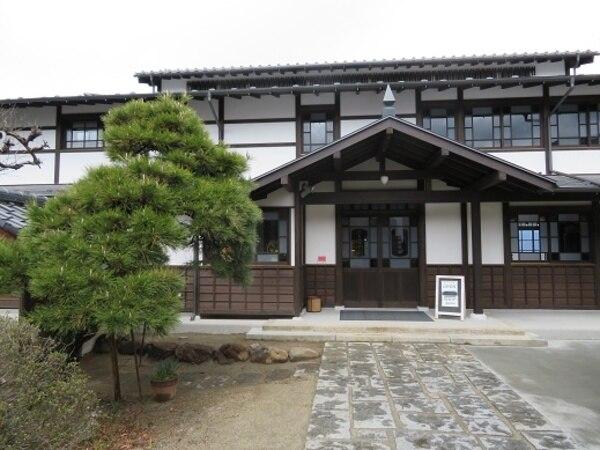 丸藤葡萄酒工業。日本ワインの牽引役ともいえる有名なワイナリー