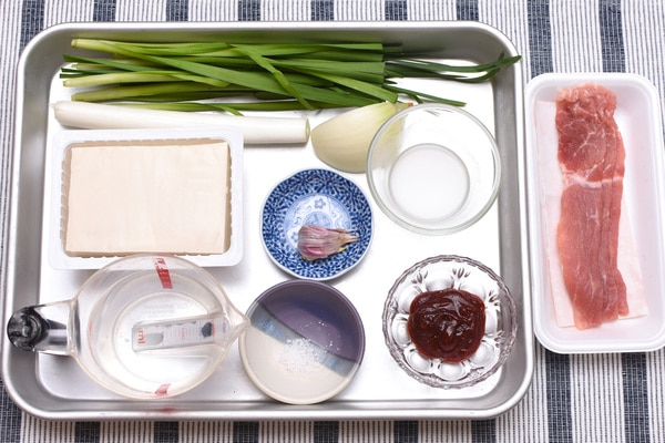 夏バテ予防 レシピ スタミナ豆腐