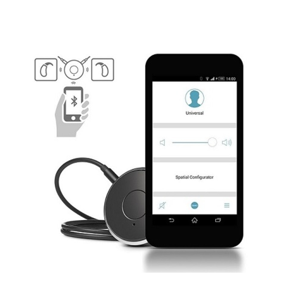 タッチコントロールアプリ