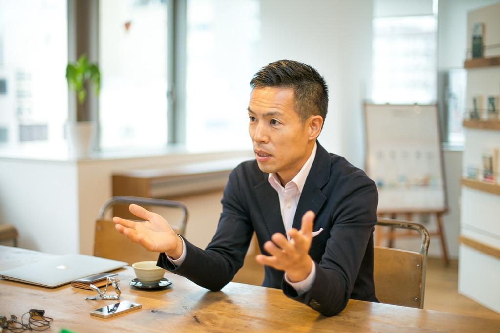 ピグマ代表取締役 太田智文