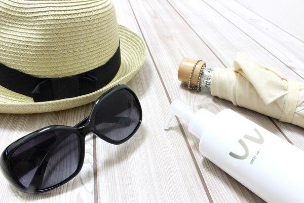 紫外線対策 日傘 防止 サングラス
