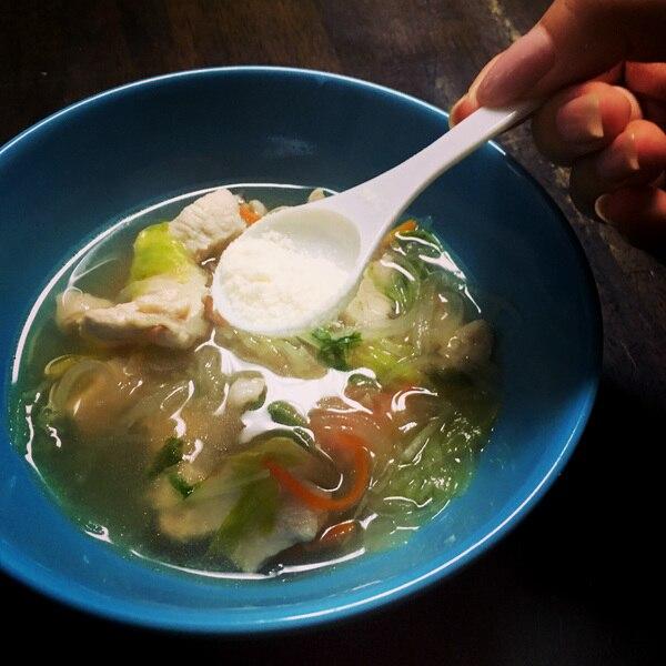 ひとてまい スープ