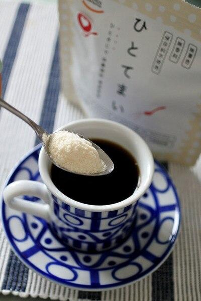ひとてまい コーヒー