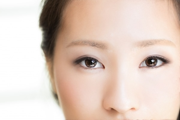 パーソナルカラーセルフ診断 瞳