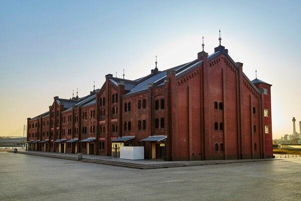 ヨコハマトリエンナーレ2017 赤レンガ倉庫