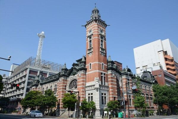 ヨコハマトリエンナーレ2017 横浜市開港記念会館