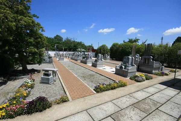 不動の杜庭園墓所のペット共葬墓