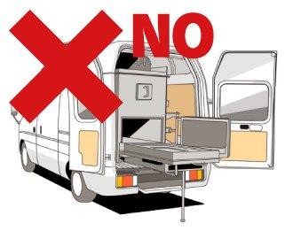 NO!移動火葬車は一切使用しません