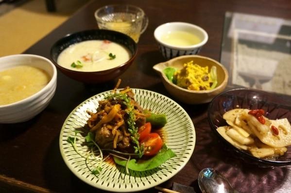 さつまいも料理 小江戸 川越