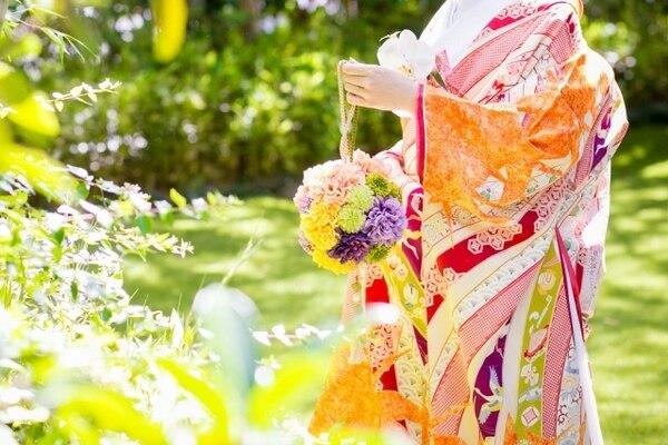 結婚情報サイト メリマリ 記念撮影