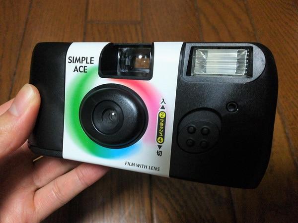 写ルンです シンプルエース カメラ 撮影 写真 インスタ映え