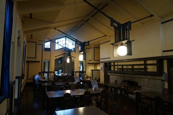 自由学園明日館食堂