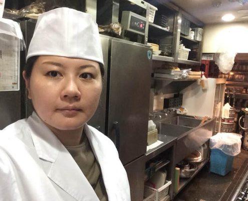 海外 寿司職人
