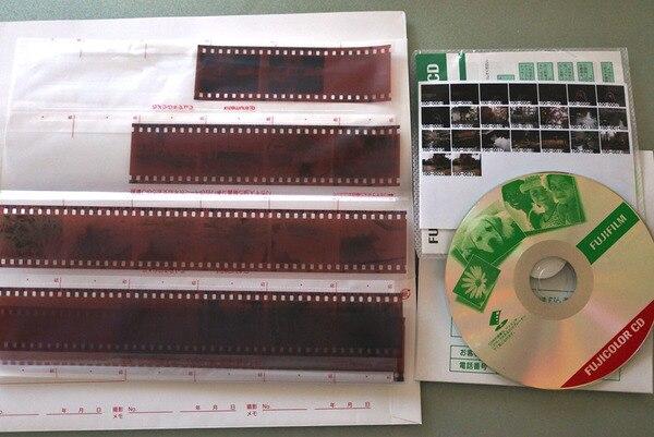 キタムラの写ルンですの、撮影データの現像・スマホ転送サービス