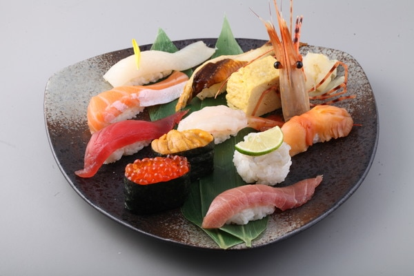 sushi  one day