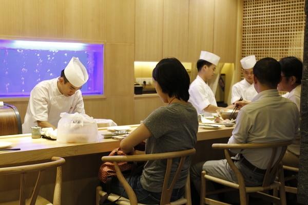 広州誠寿司 リニューアルオープン