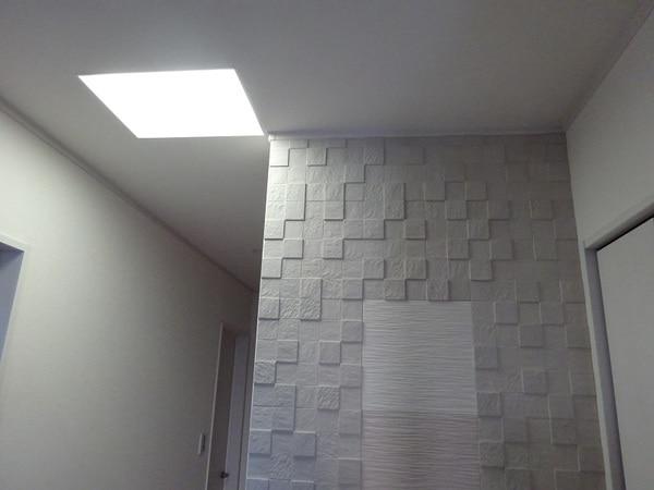 スタッフブログ(愛知県 工務店) 光ダクト放光部 ホール1