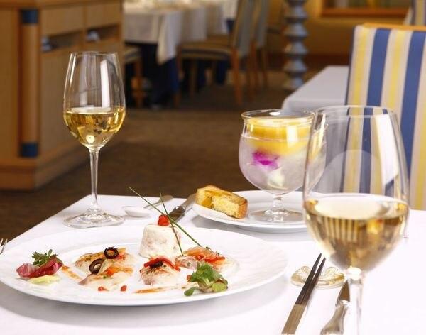 箱根ハイランドホテルの食事