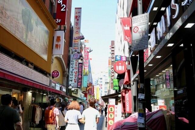 韓国コスメ