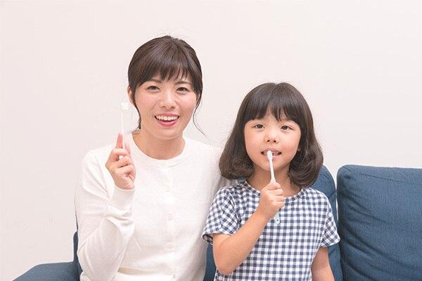 子供の歯と大人の歯の違い