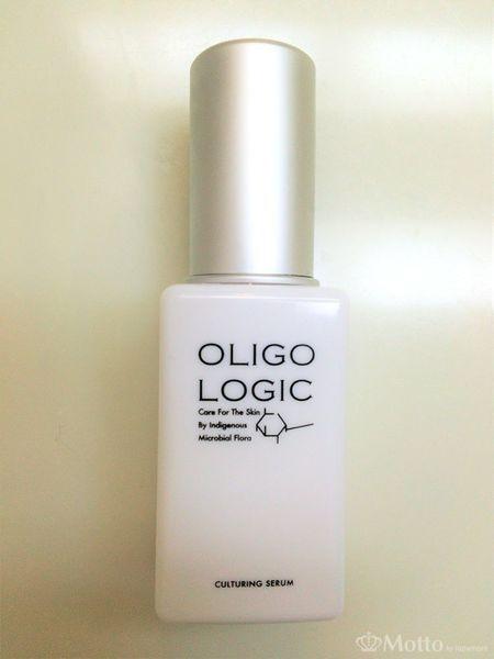 オリゴロジック カルチャリング セラムのボトル