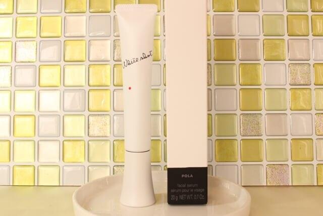 ホワイトショットSXS