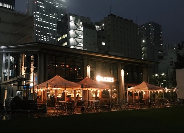 池袋 ノマド 作業 カフェ FARM TOPARK RACINES