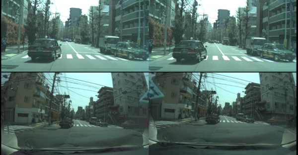 ADAS/自動運転用ステレオカメラシステムRoboVision3画像イメージ