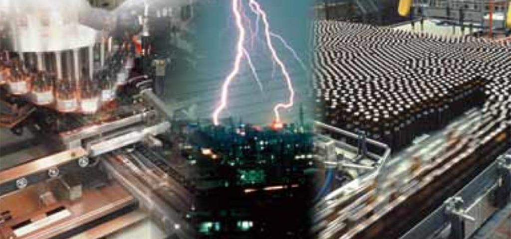 雷対策、停電対策に瞬時電圧低下補償装置