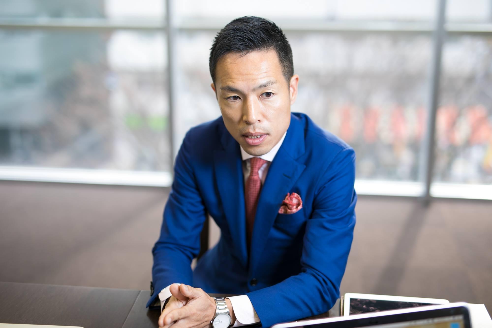 株式会社ピグマ代表太田智文