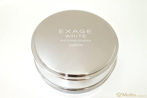 アルビオン エクサージュホワイト ホワイトニングパウダー