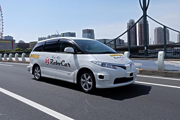 Autonomous Driving development RoboCar Series