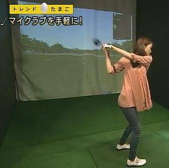 トレたま大澤アナゴルフ